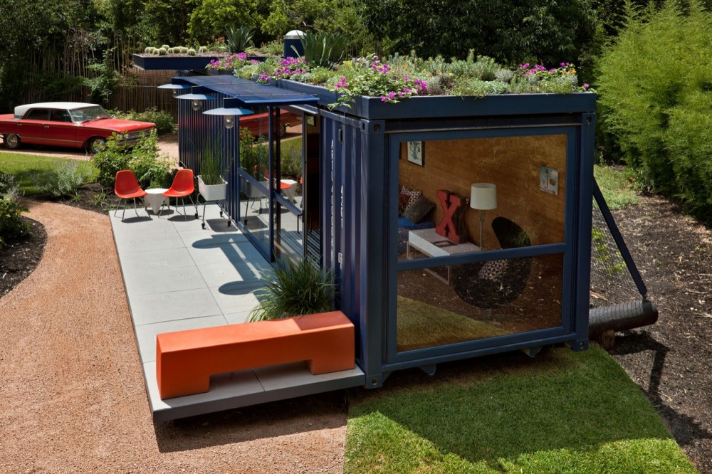 Shipping containers became standardized in the 50\u0027s for ease of use in a multitude of transportation methods. & Shipping Container Homes